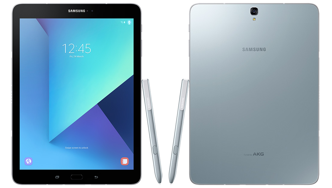 samsung makes galaxy tab s3 official at mwc with refined s pen droid life. Black Bedroom Furniture Sets. Home Design Ideas