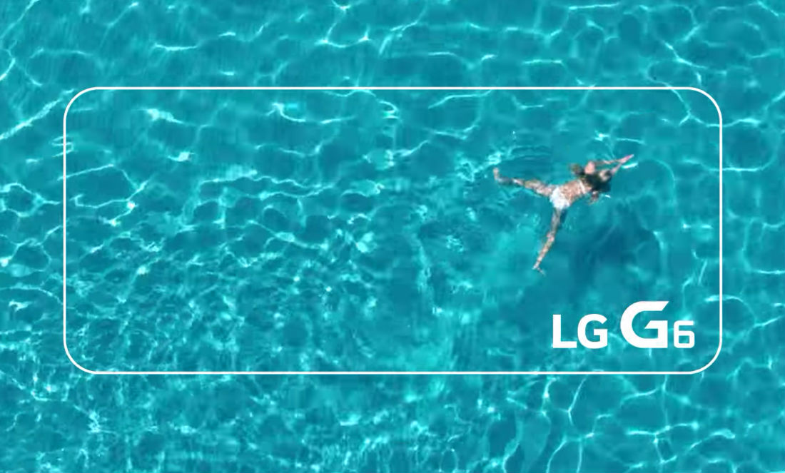 Latest LG G6 Teaser Videos Focus on Dust & Water Resistance