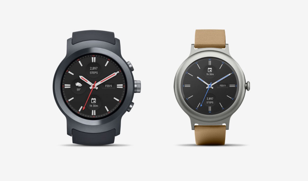 LG Watch Sport and Watch Style Specs (Official)
