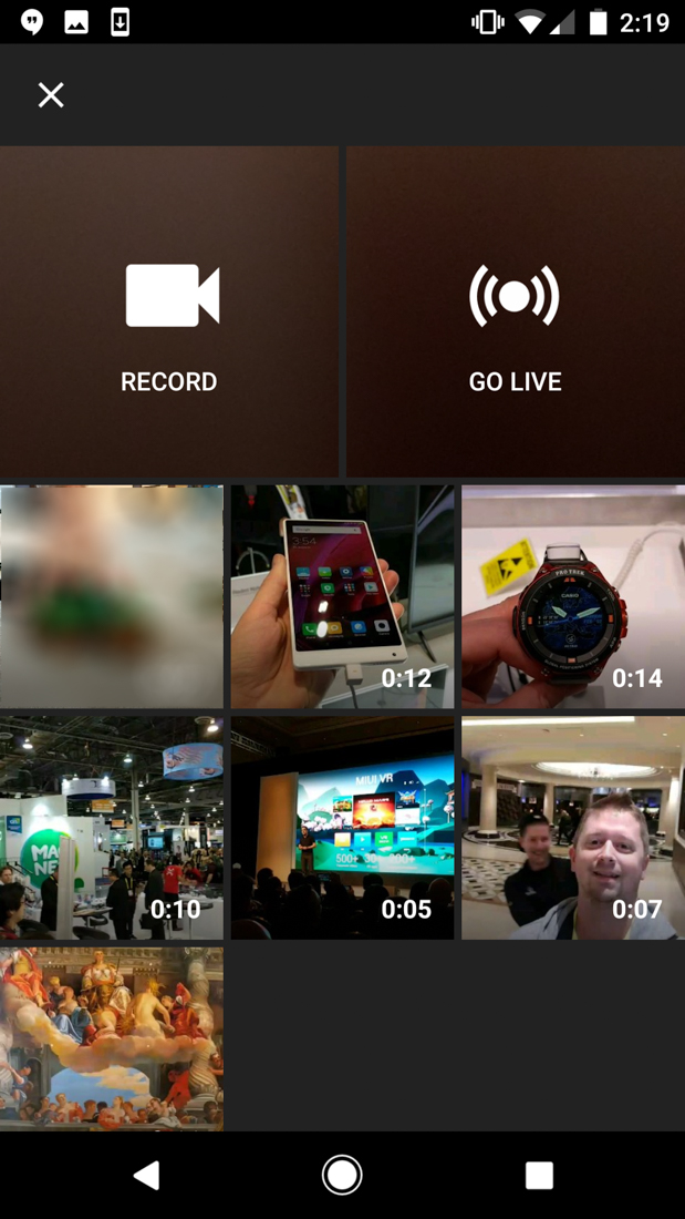 Youtube Rolls Out Mobile Live Streaming To Channels With At Least 10k Subscribers Droid Life