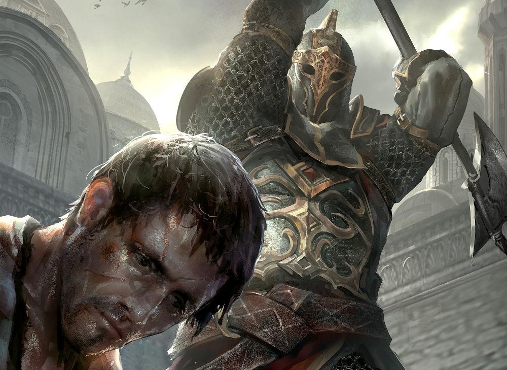 Bethesda Bringing Elder Scrolls: Legends to Android ...