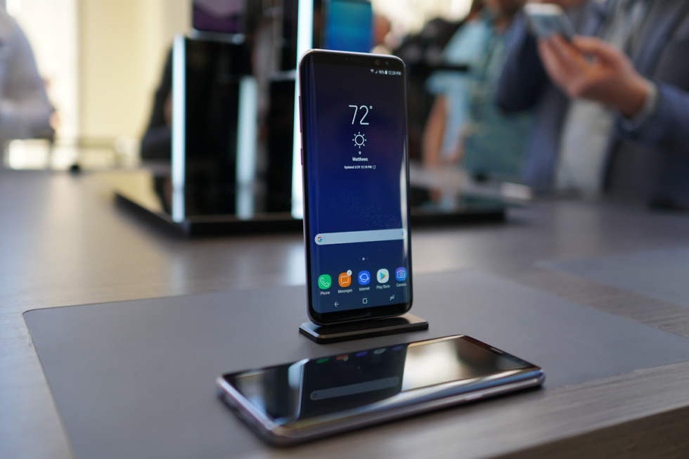 Watch: Samsung's Galaxy S8, S8+ Intro Video Details Everything You