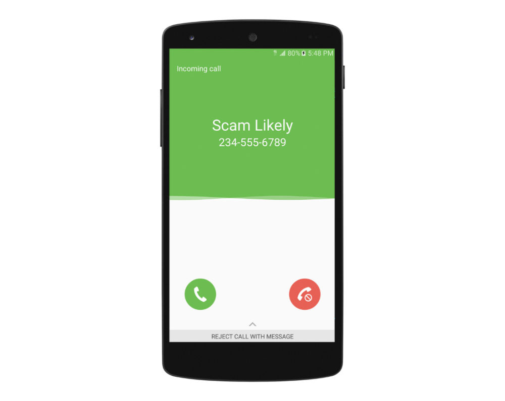 Mobile offers features to block scam calls