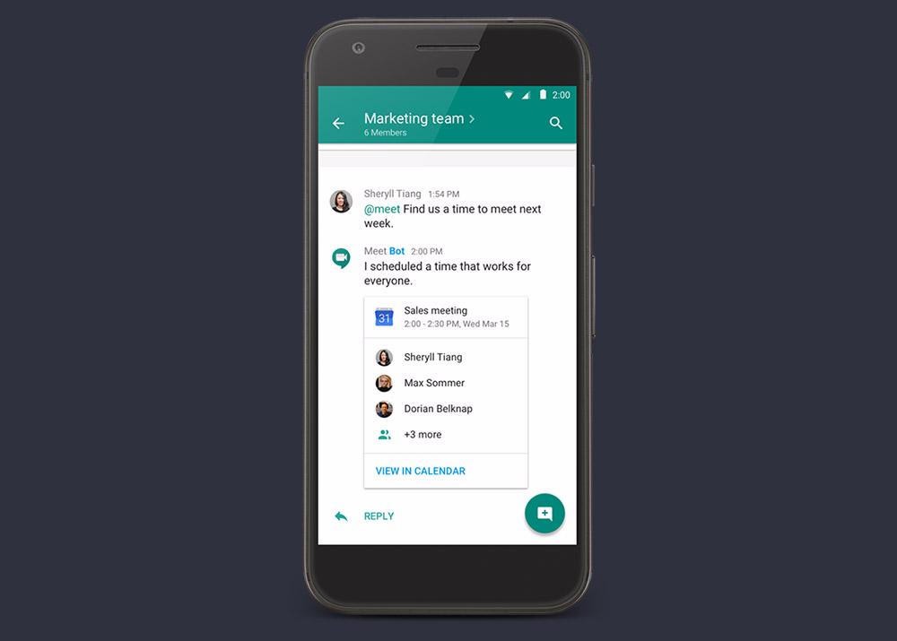 hangouts chat1