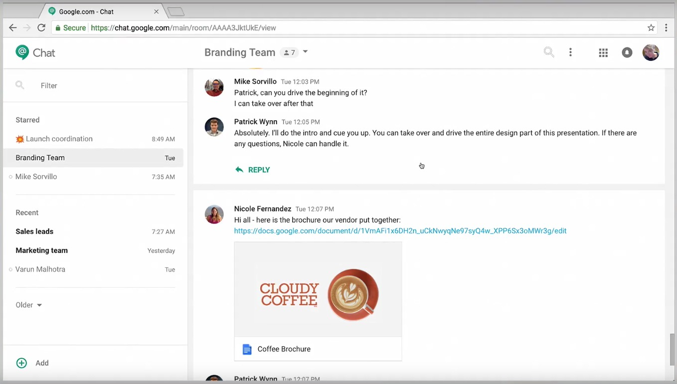 Google hangouts client for windows phone 8 - Google Says That Hangouts Chat Has A Smart Assistant Built Into It Though It S Not Called Assistant It S Called Meet But You Ll Be Able To Call Up Meet