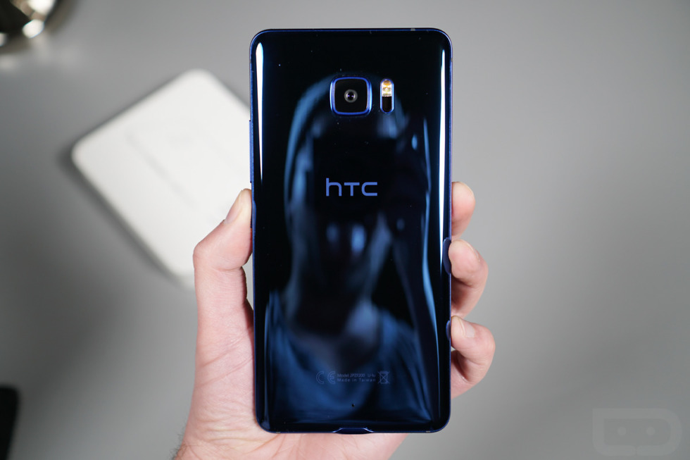 htc u ultra unboxing