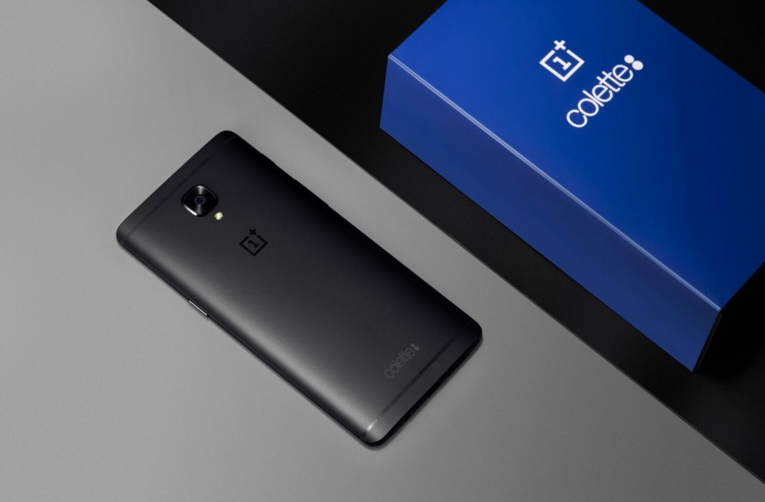 buy oneplus 3t colette edition