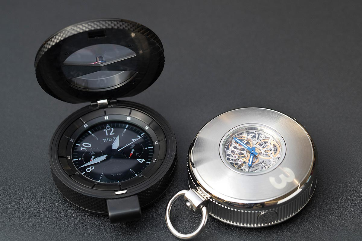 samsung pocket watch
