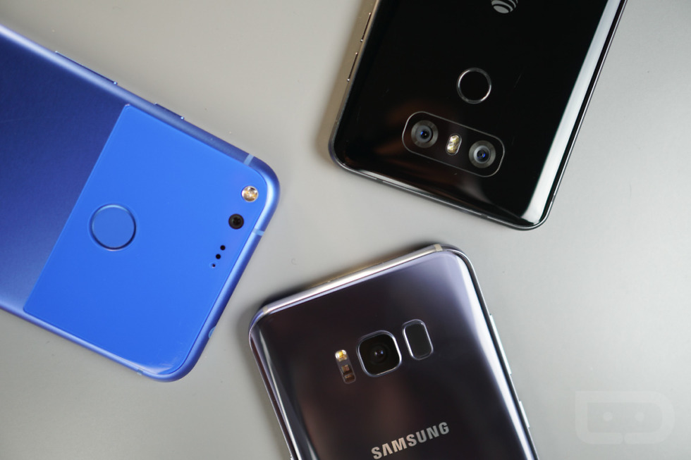Camera Comparison: Galaxy S8 vs  Pixel vs  LG G6 – Droid Life