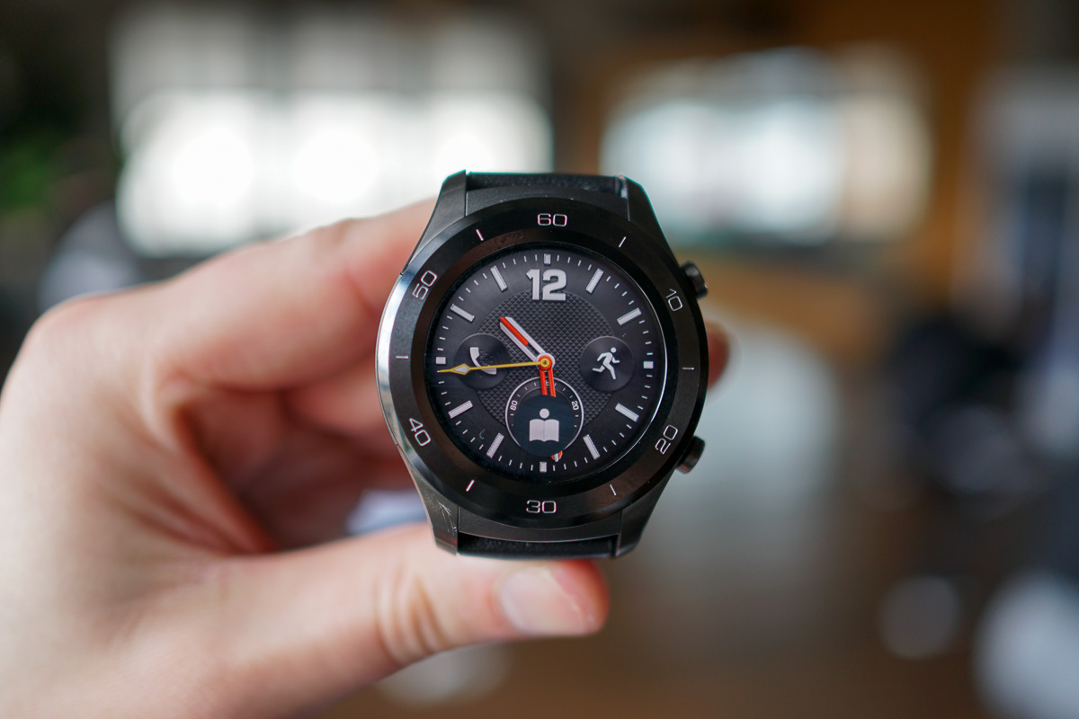 Huawei Watch 2 Classic Now Available for $369
