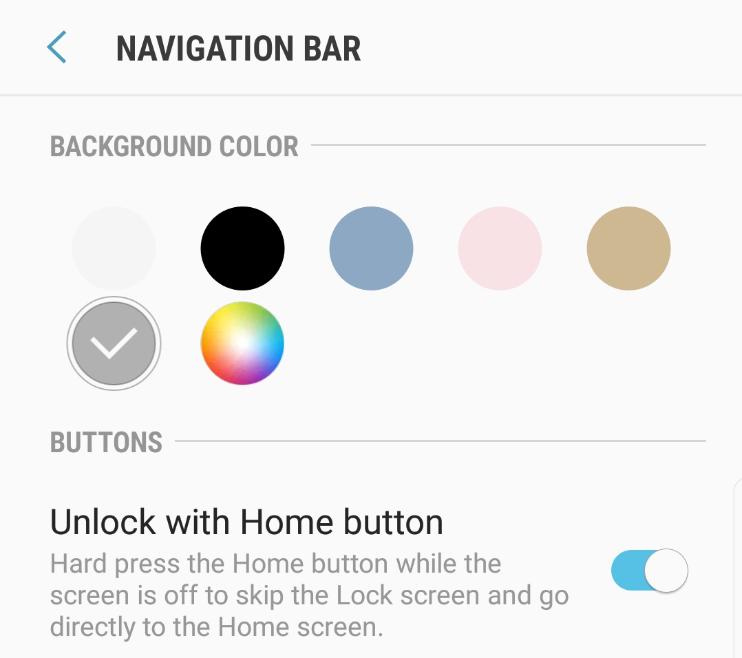 Galaxy S8 Guide: The Pressure Sensitive Home Button is Awesome