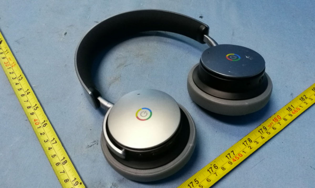Google-Branded Wireless Headphones With Noise Canceling Show Up at the FCC