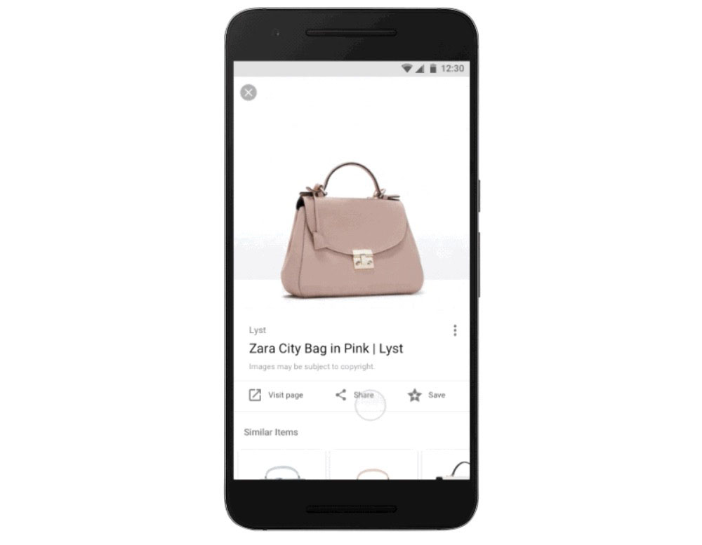 Now Image Search can jump-start your search for style