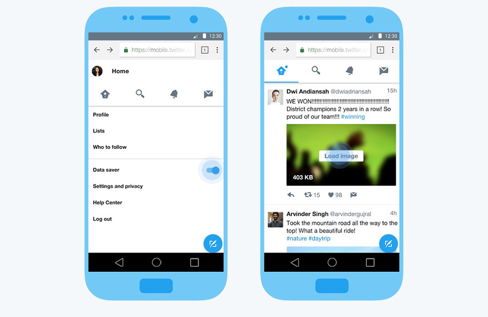 twitter lite download