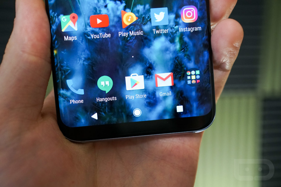 Change Your Galaxy S8's On-Screen Buttons to Match the Pixel With