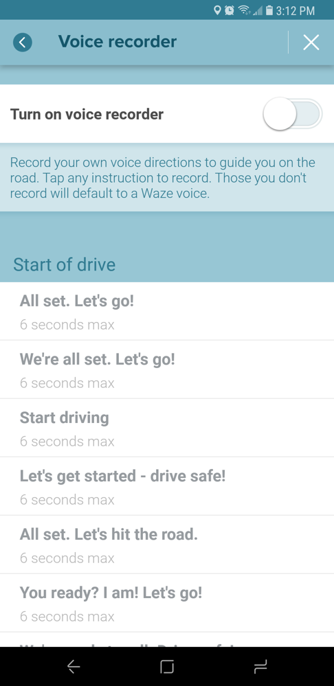 Waze Update Lets You Record Your Own Voice for Turn-by-Turn