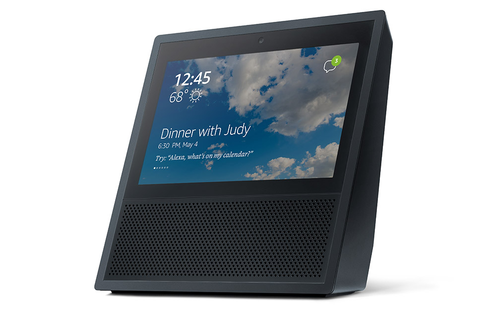 Alexa Calling And Messaging >> Amazon Echo Show is the New Touchscreen Echo Device, Priced at $230 – Droid Life