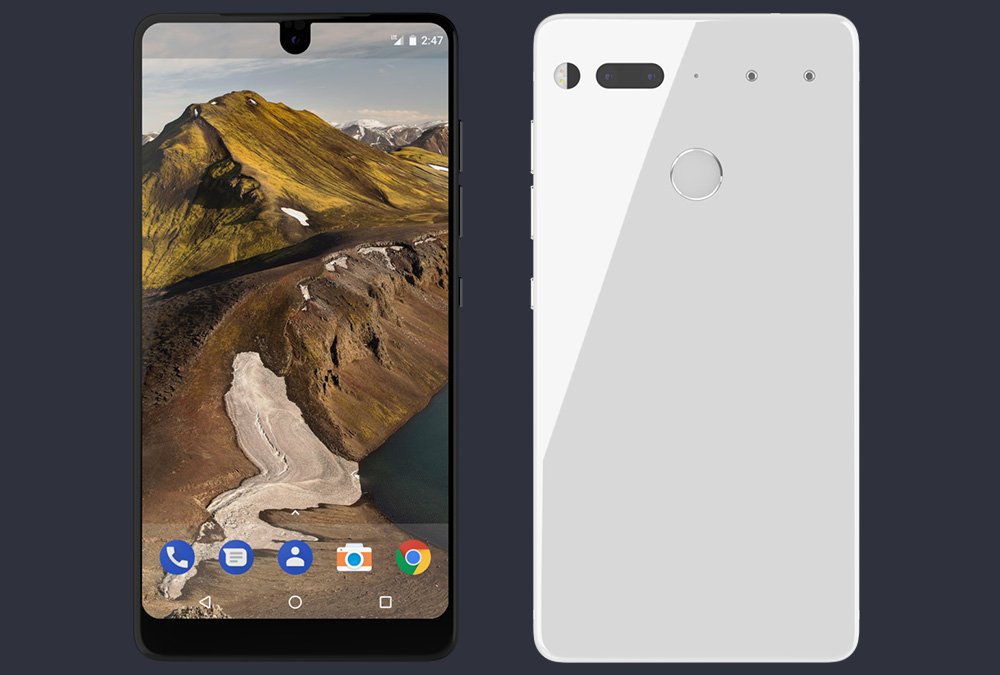 Essential Phone Stops Off At Fcc Droid Life