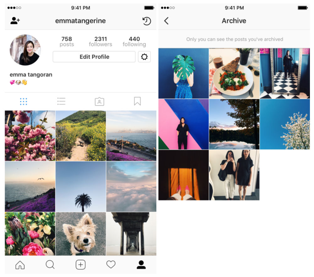 Instagram Rolling Archive Feature Out to All Users – Droid ...  Instagram Rolli...