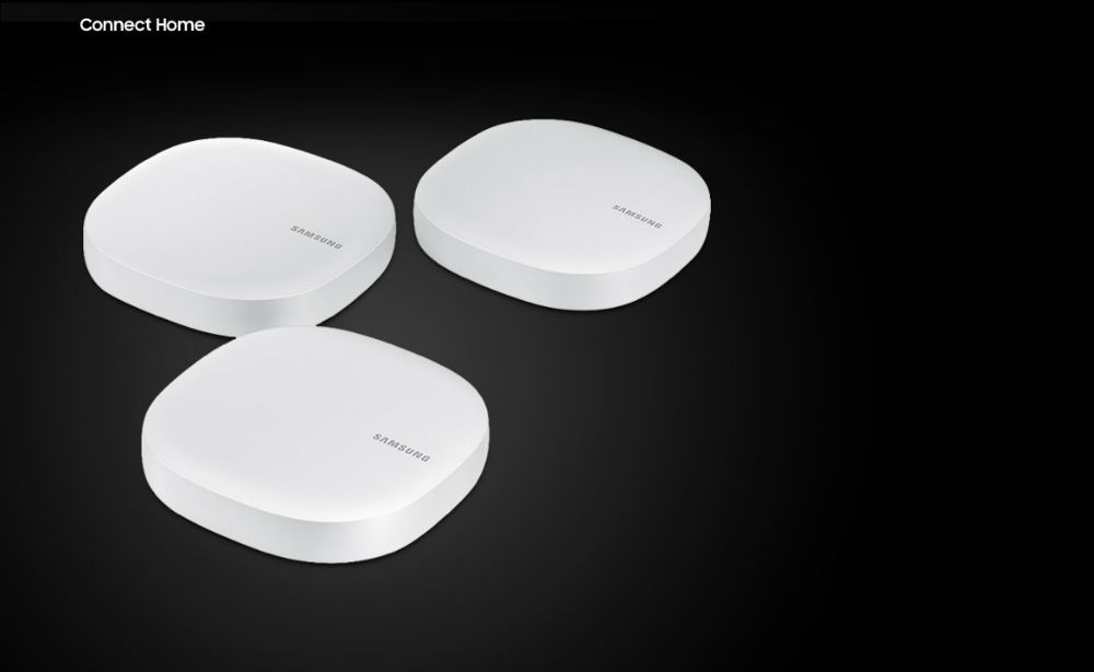 Samsung's Connect Home Smart Wi-Fi System starts preorders June 4