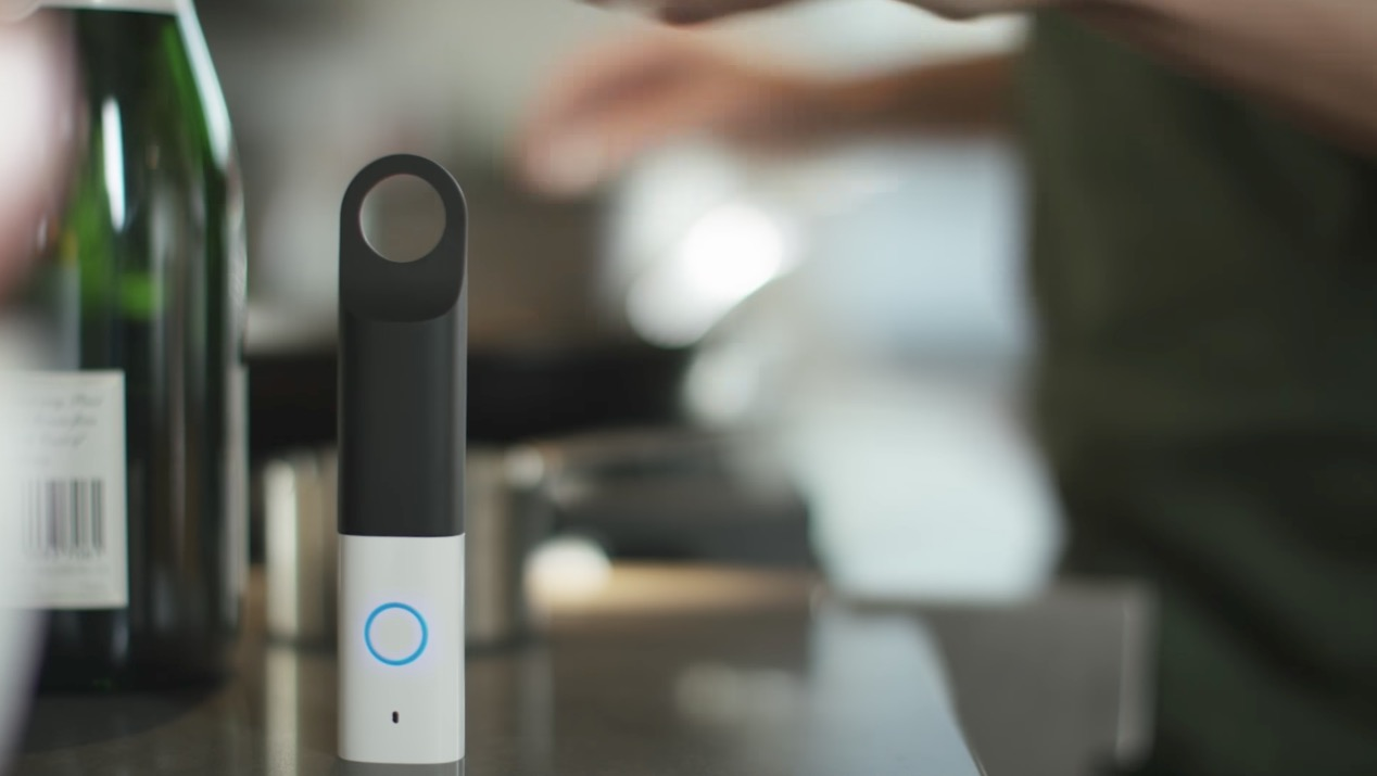 Amazon Dash Wand Rotek scan