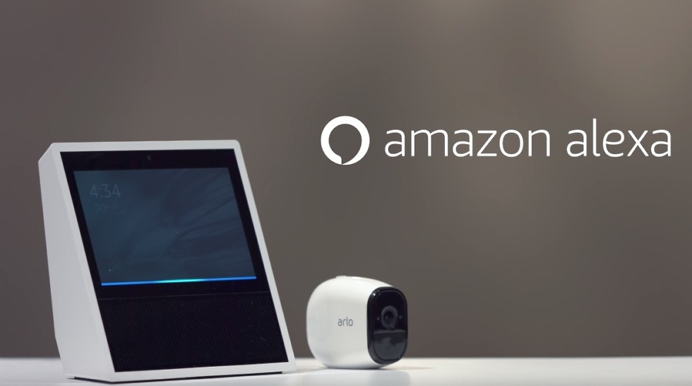 Ring And Arlo Show Off Their Amazon Echo Show Video Integrations