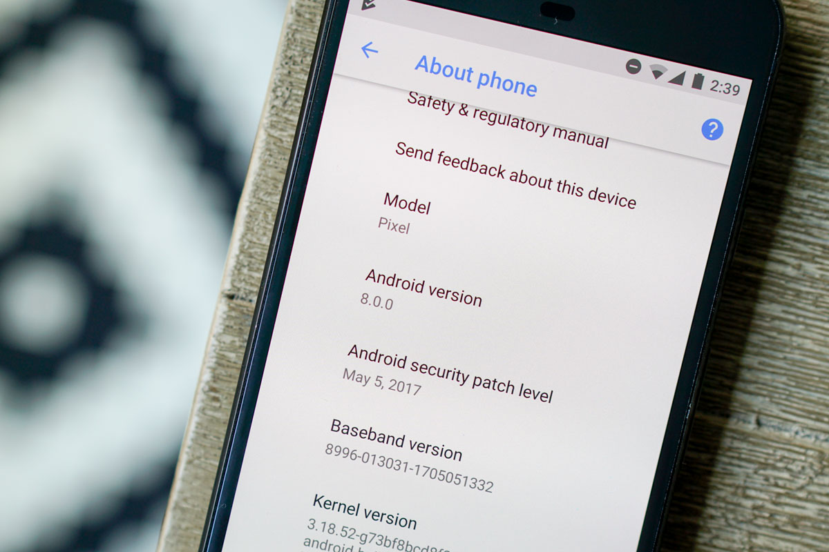 android o 8.0.0