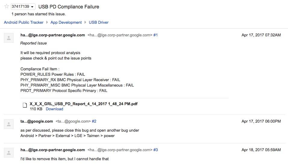lg taimen google pixel xl