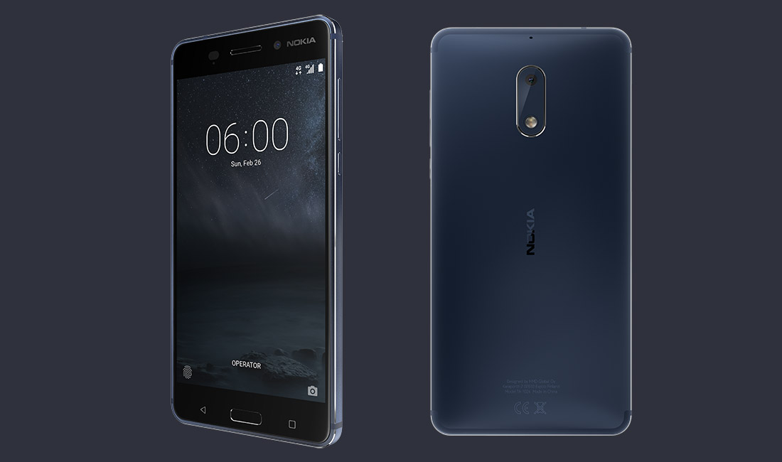 nokia 6 availability