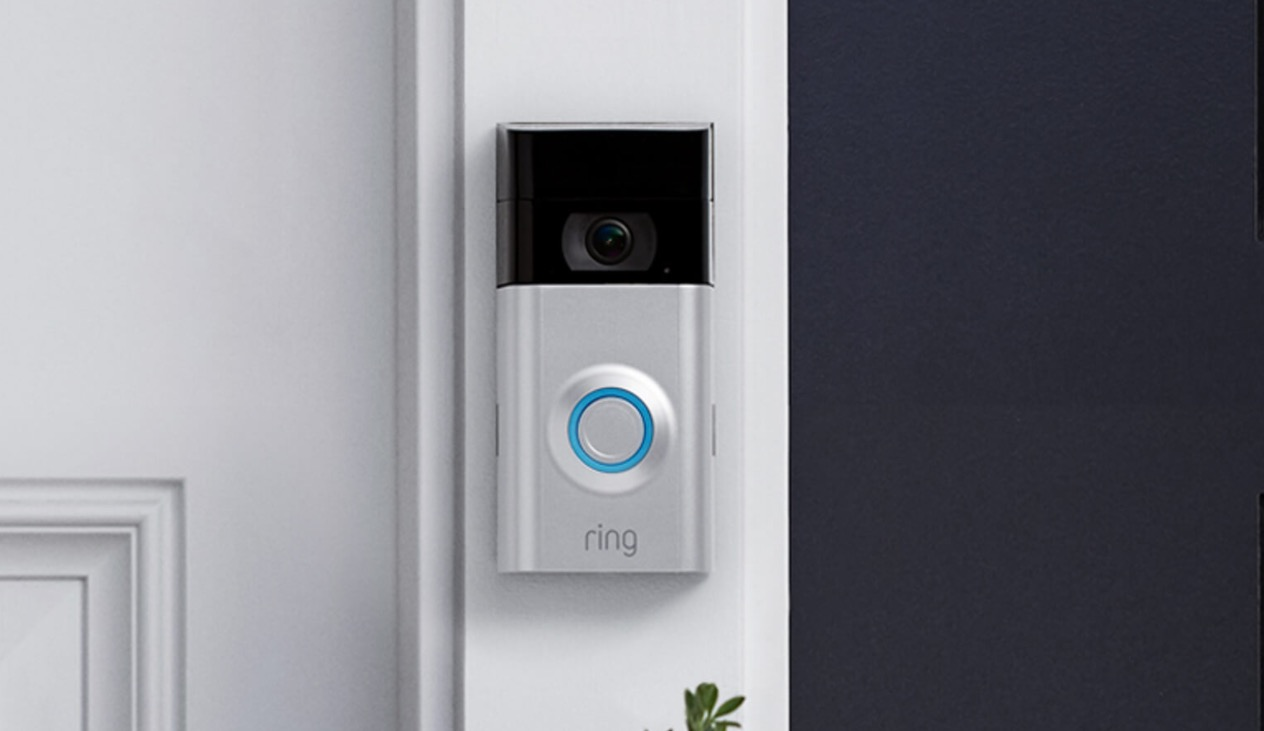 ring video doorbell 2 arrives with 1080p swappable batteries droid life. Black Bedroom Furniture Sets. Home Design Ideas