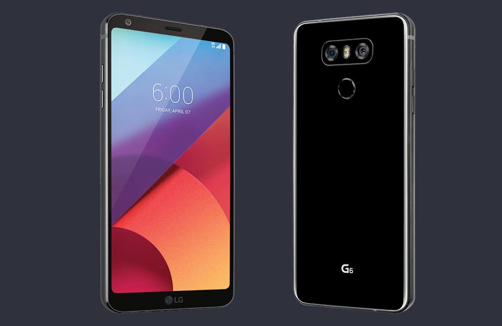 Lg G6 user manual T mobile Twrp