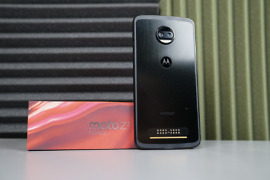 Moto Z2 Force first 10 things