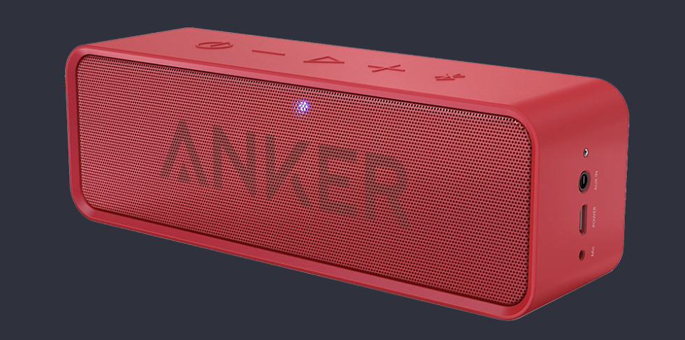 Anker SoundCore Bluetooth Speaker Best Deal
