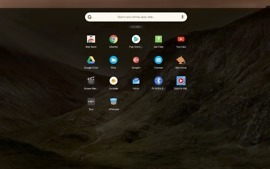 chrome os launcher