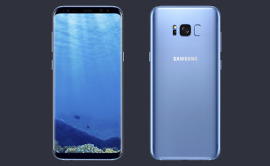 galaxy s8 coral blue us launch