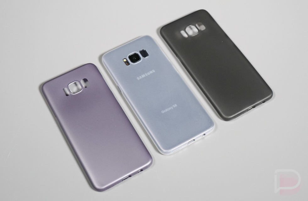 peel galaxy s8 case review