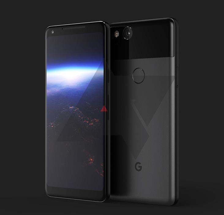 Google's Next Pixel XL From LG