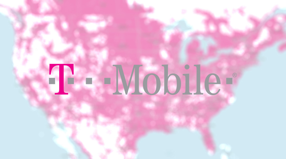 TMobiles Coverage Map Sure Is Looking A Hell Of A Lot Better These - T mobile coverage map florida