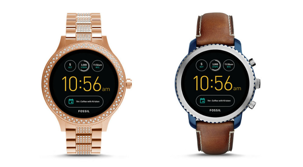 Fossil Q Lineup