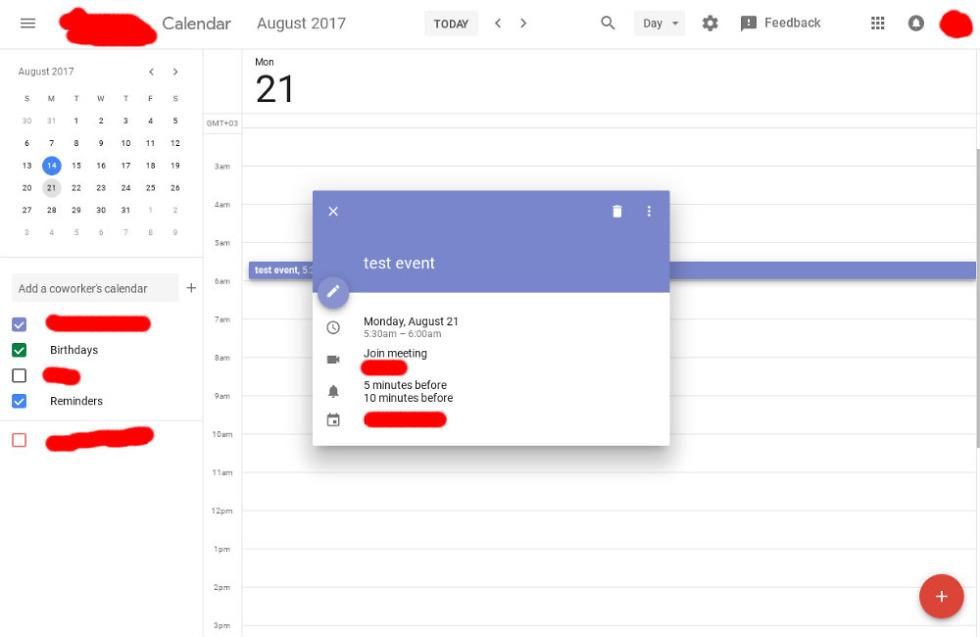 Calendar Design Guidelines : Check out the google calendar desktop redesign with