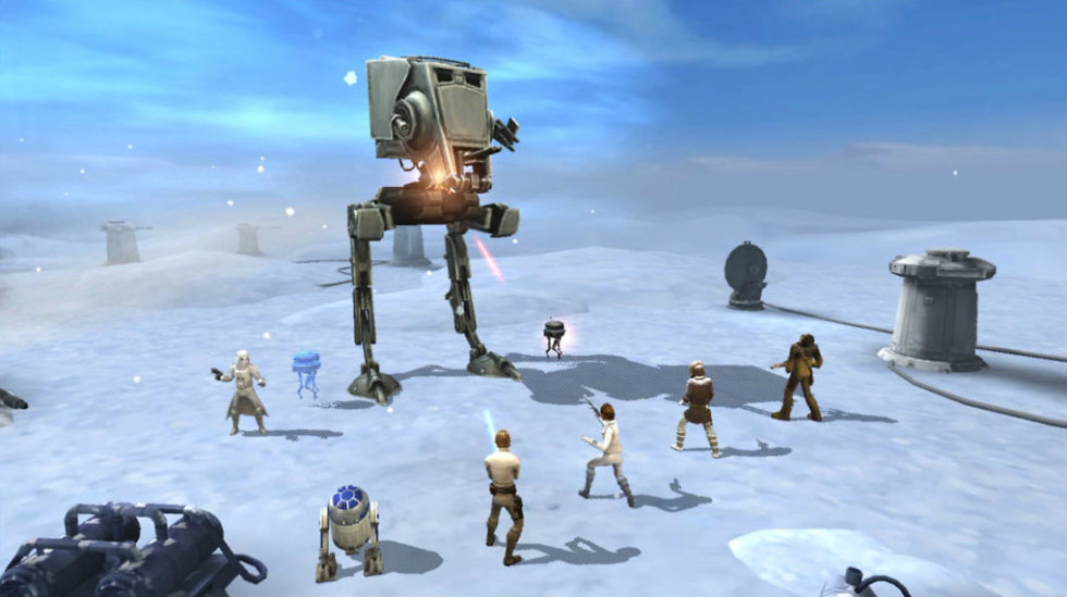 Territory Battles for Galaxy of Heroes