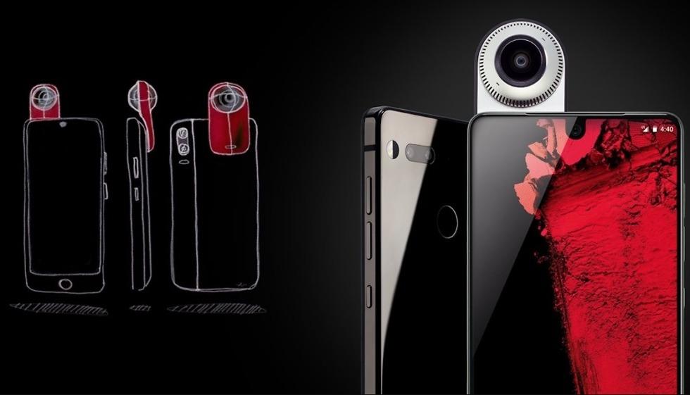 essential phone launch