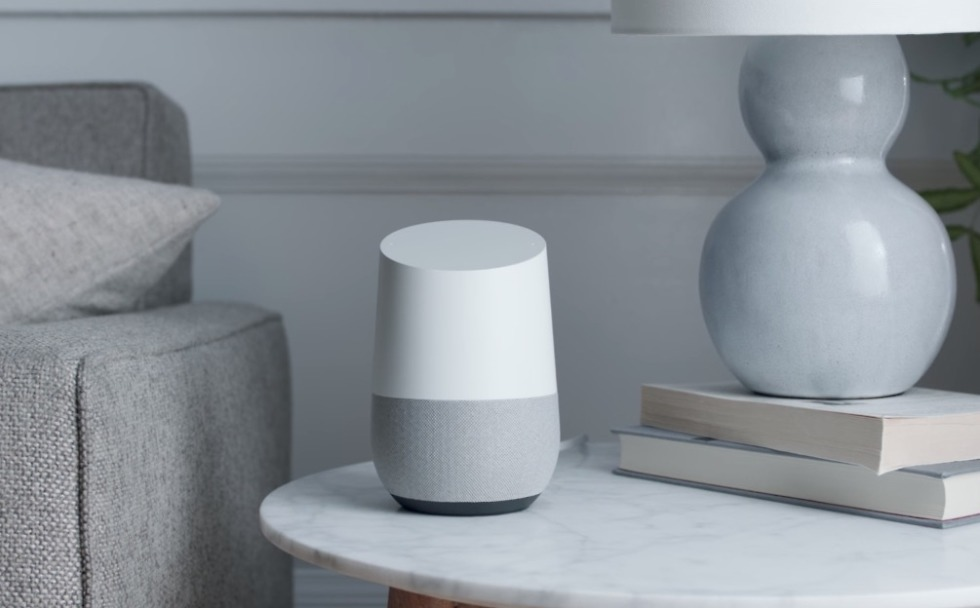 google home calling