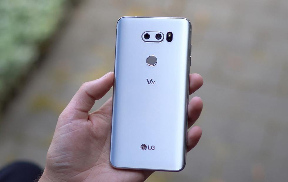 lg v30 first look and tour