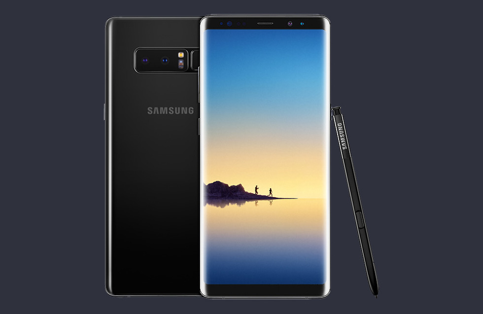 samsung galaxy note 8 specs black