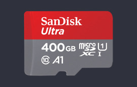 SanDisk Ultra 400GB discount