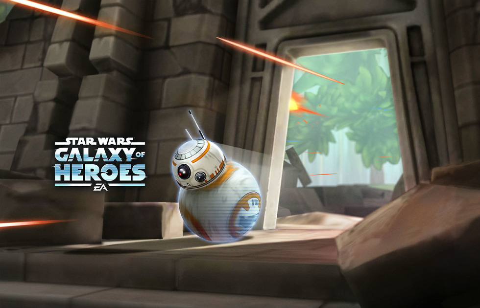 BB-8 Arrives in Star Wars: Galaxy of Heroes, But You'll Need a First