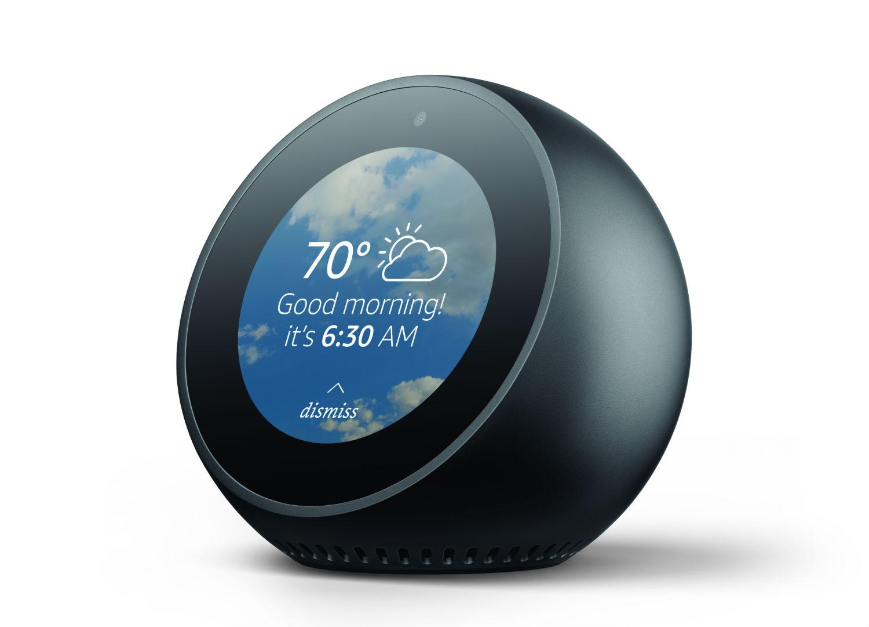 Kitchen Amazon Amazon Announces New Echo Echo Plus Echo Spot Echo