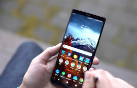 galaxy note 8 video review