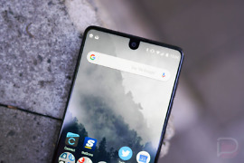 Essential Phone Notch